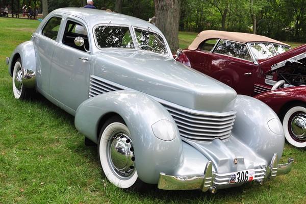 1936 Cord 810 Westchester Josh Malks