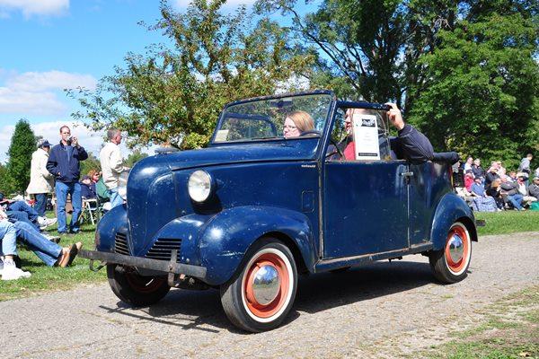 1942 Crosley Convertible
