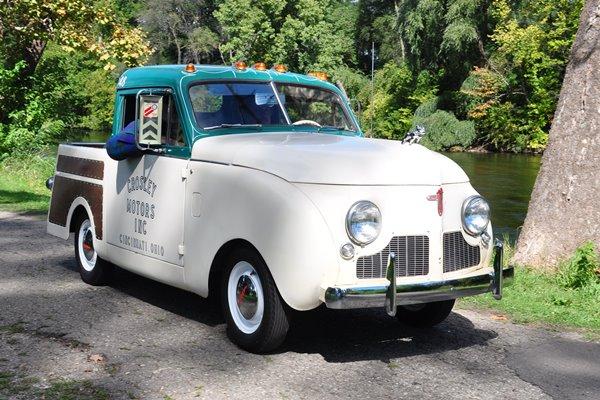 1948 Crosley Liberty Pickup James Kaczmar