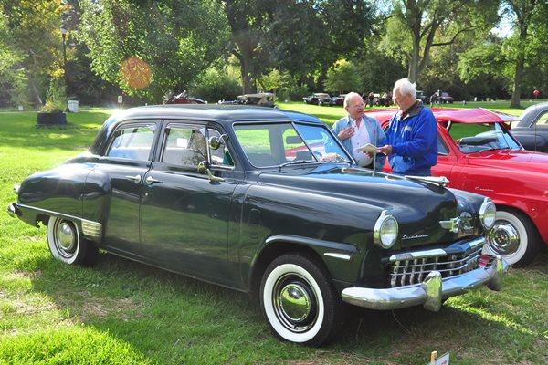 1949 Studebaker Champion Sedan Gerald Mitchell