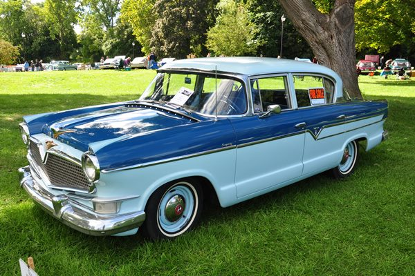 1956 Hudson Super Wasp Sedan Stan Seling