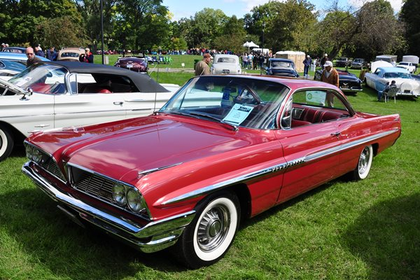 1961 Pontiac Bonneville Edward Hayes