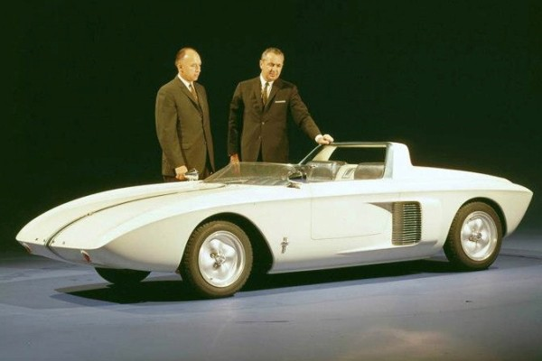 1962 Mustang I concept