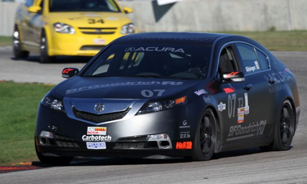 Chad Gilsinger Touring 3 Acura TL