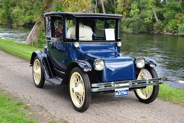 Jack Beatty 1925 Detroit Electric