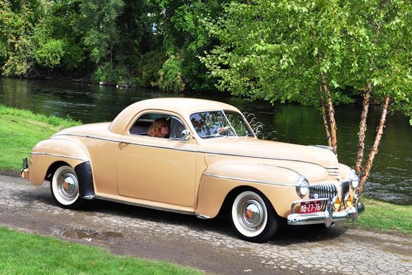 Joe Moss 1941 Desoto business coupe