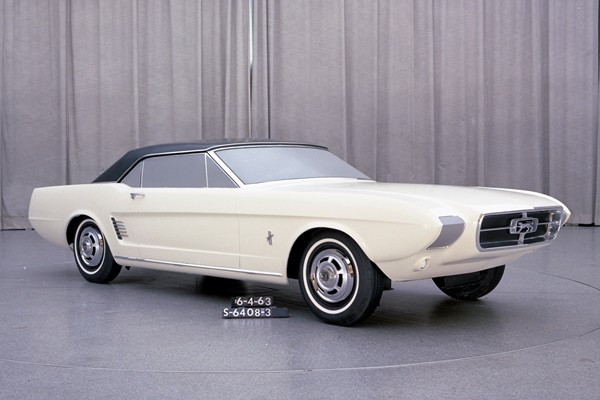 Mustang II proposal June 4 1963
