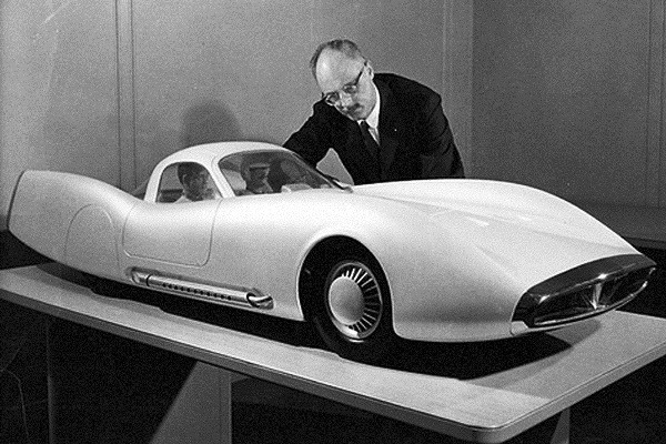 1955 Ford Mexico Concept