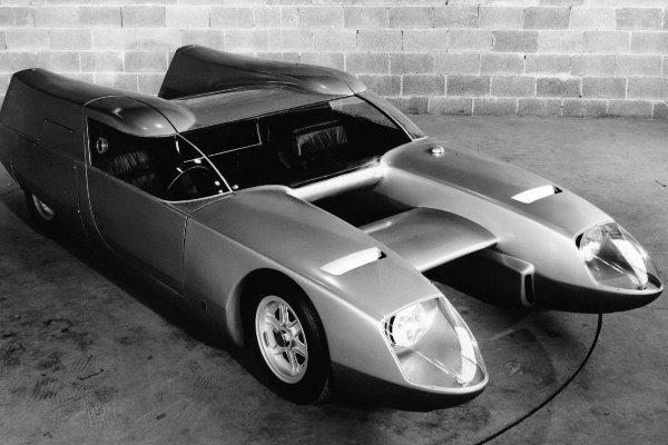 1967 OSI Silver Fox