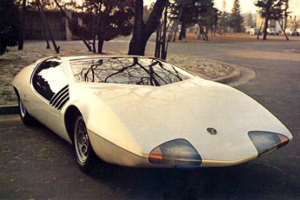 1969 Toyota EX-III Concept