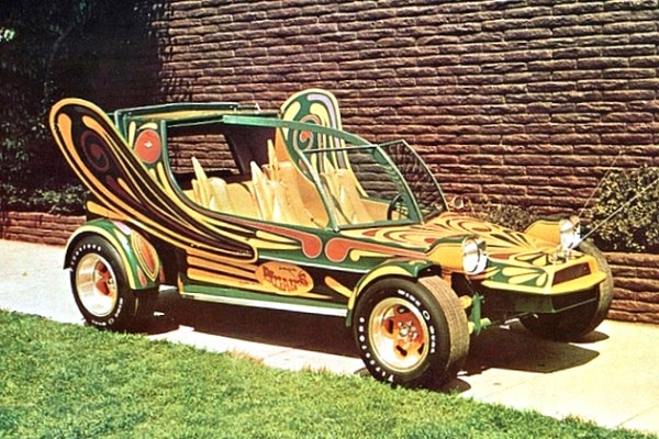 1970 George Barris Bugaloo Buggy