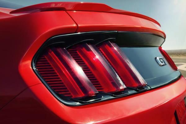 2015 Mustang taillamp