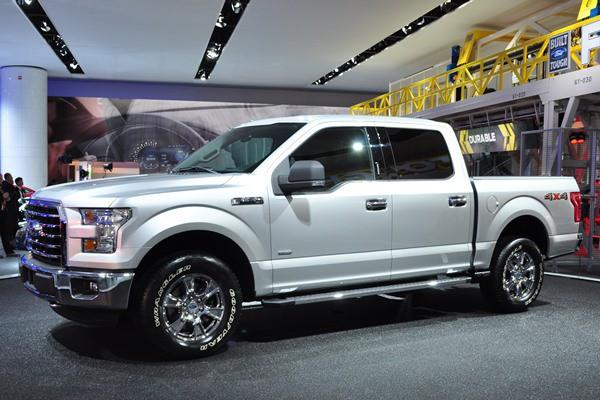 2015 Ford F150 pickup