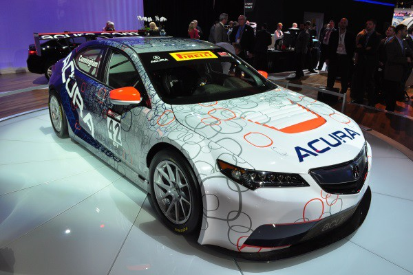 Cunningham Acura World Challenge racer