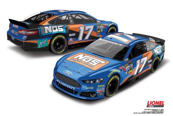 Ricky Stenhouse 17 NOS Ford