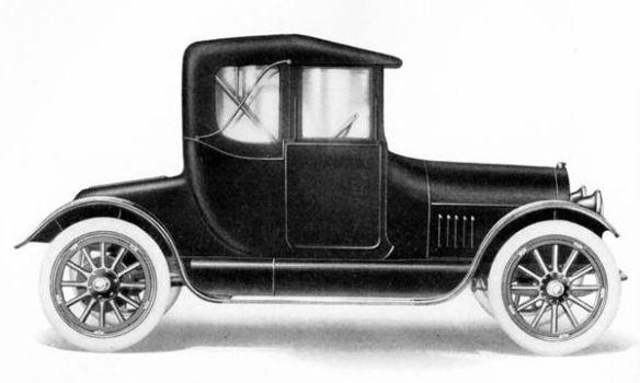 1915 King C Cabriolet