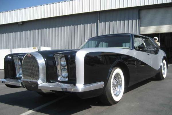 1974 Lincoln Bugatti