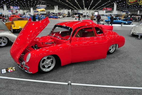 2001 M-80 Chris Williams 1949 Chevrolet