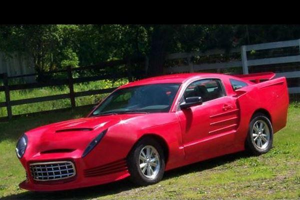 2007 Mustang Custom