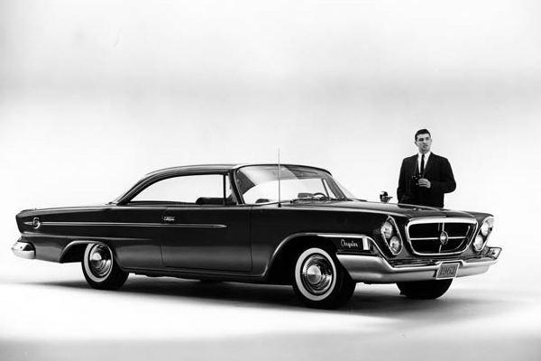 1962 Chrysler 300H Hardtop