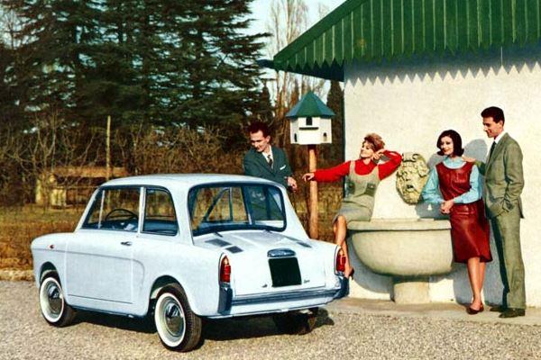 1962 Fiat 500 Autobianchi