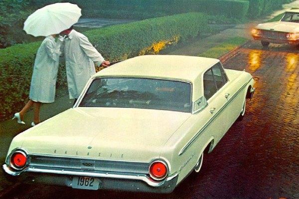 1962 Ford Galaxie Town Victoria