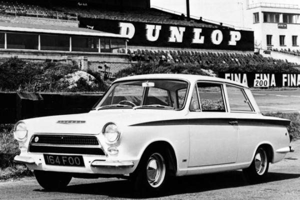 1962 Ford Mark I Cortina Lotus