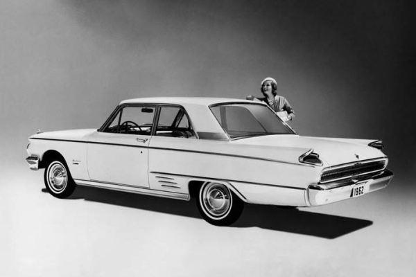 1962 Mercury Meteor Two-Door Sedan