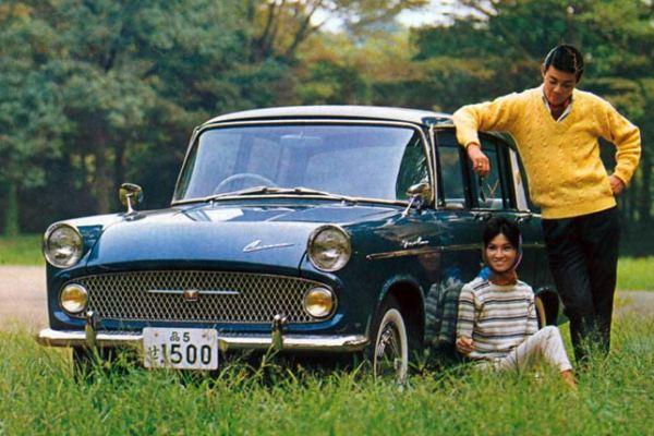 1962 Toyota Corona