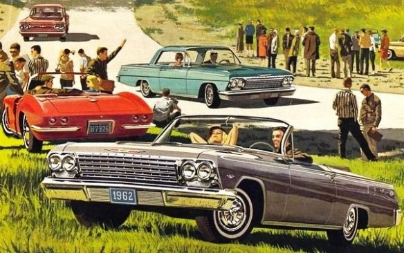 The Year in Cars 1962