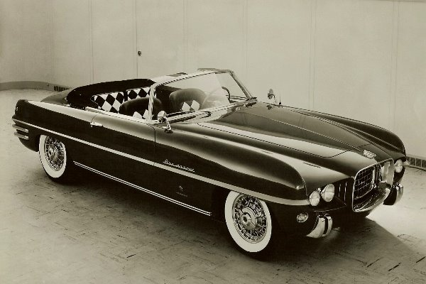 1954 DODGE Fire Arrow Roadster Convertible