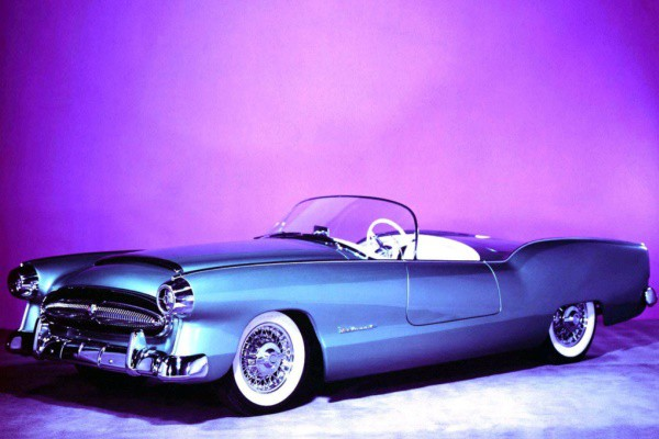 1954 Plymouth Belmont Roadster