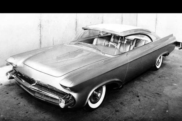 1956 Chrysler Ghia Norseman