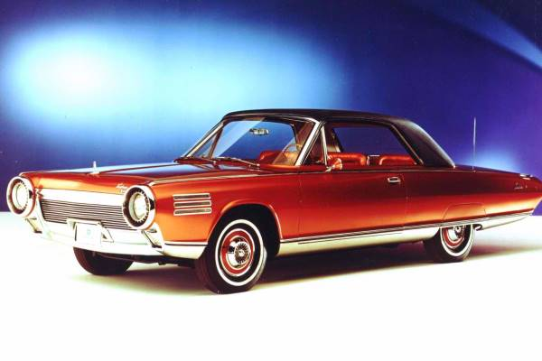 1963 Chrysler Turbine Ghia