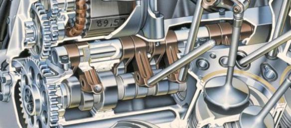 Ilmor 500I detail 2