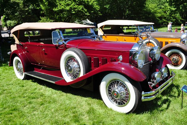 1930 Packard Sport Phaeton Mike Corrigan
