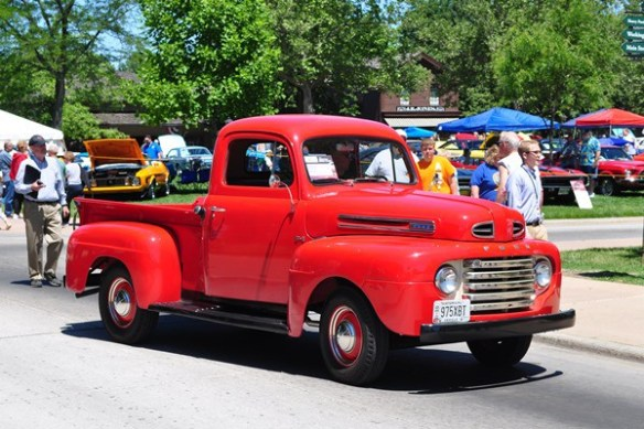 1948 Ford F-1 Pickup Jeffrey Weichart