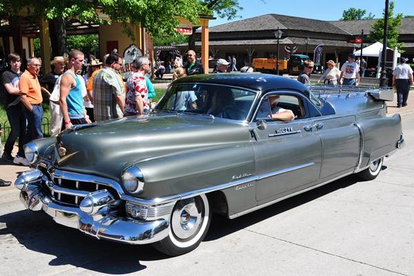 1953 Cadillac Eureka Flower Car Tom Hoczyk