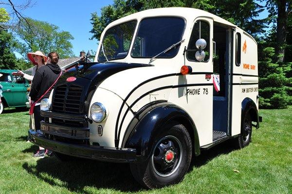 1954 Divco Milk Truck