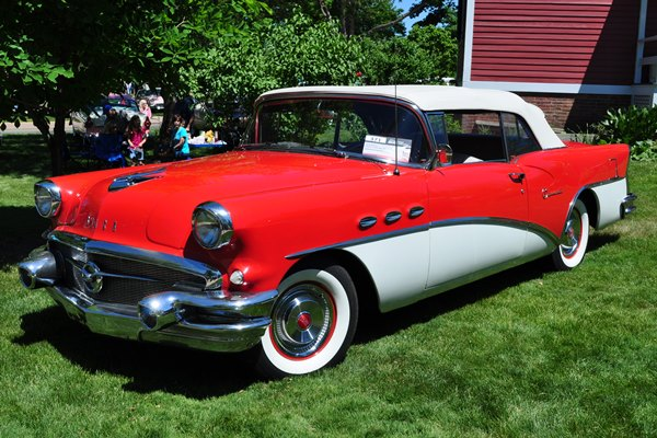 1956 Buick Special Convertible Larry Splane