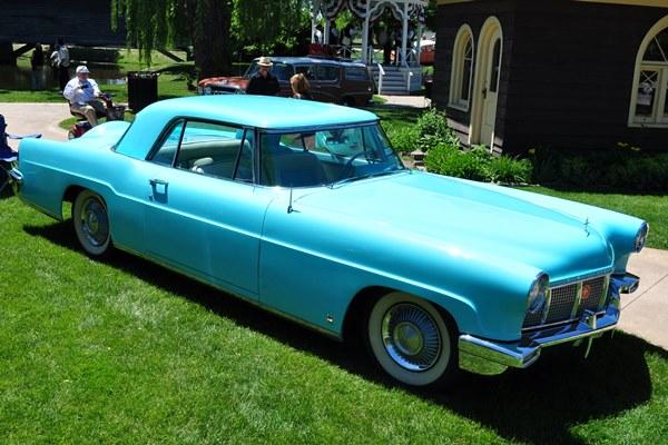 1956 Continental Mark II Jim Goerke