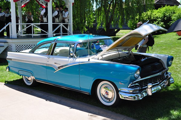 1956 Ford Crown Victoria Timothy Gregory