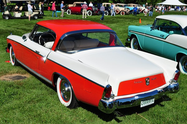1956 Studebaker Golden Hawk R Tom Alyward