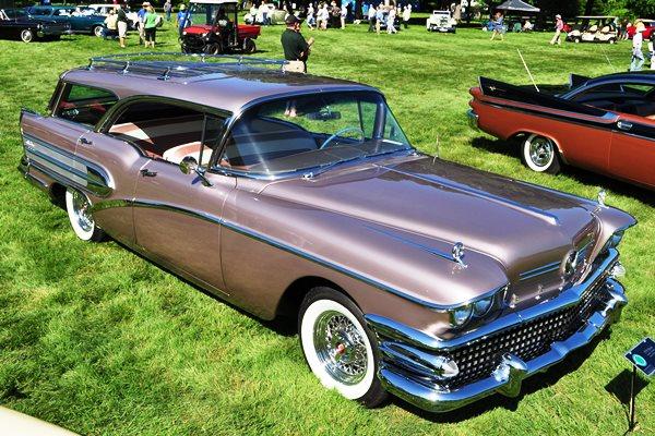 1958 Buick Century Caballero Steven Plunkett