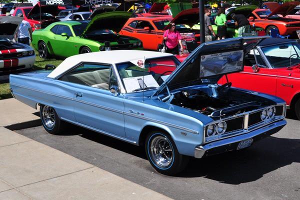 1966 Dodge Coronet 440 Stan Ashcraft