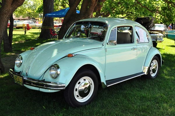 1968 Volkswagen Beetle Type 1 J.D. Woods