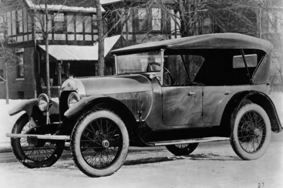 1921 Nelson Touring car