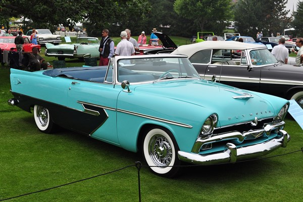 1956 Plymouth Belvedere Convertible Off Brothers Collection