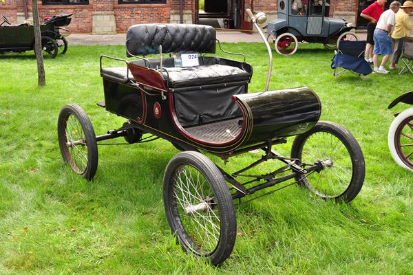 1902 Oldsmobile Model R Gary Hoonsbeen