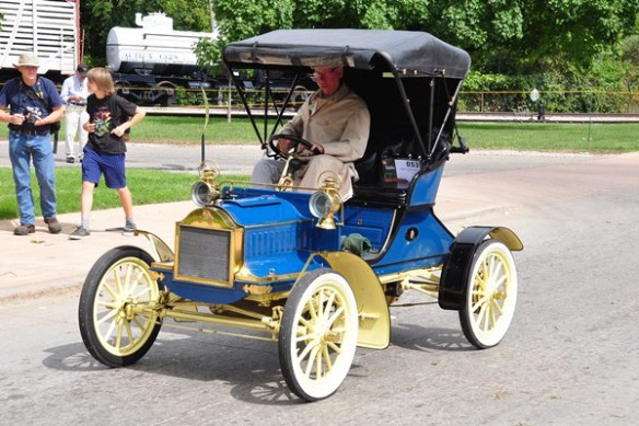 1904 Oldsmobile Model N Runabout Don Tyler